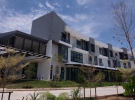 Chuan Chom The High Resort Saraburi, hotel in Sara Buri