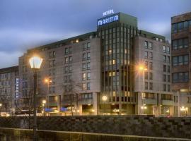 Maritim Hotel Nürnberg, hotel v Norimberku