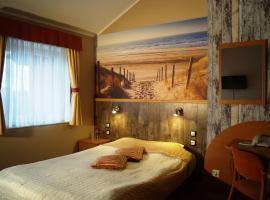 Hotel Oberża pod Turbotem – hotel w pobliżu miejsca Stadion Miejski w Pucku w Redzie