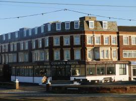 The Colwyn Hotel - near Pleasure Beach, hotel near Blackpool International Airport - BLK, Blackpool