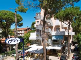 Hotel Chery, отель в городе Милано-Мариттима
