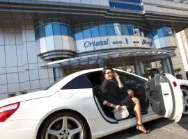 Cristal Hotel Abu Dhabi, hotel in Abu Dhabi