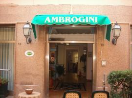 Hotel Ambrogini, hotell i Montecatini Terme