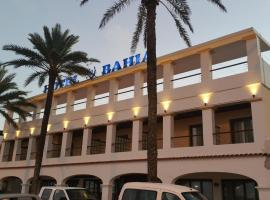 Hotel Bahía, Hotel in der Nähe von: Punta Pedrera, La Savina