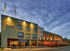 Hotel Restaurant Grandcafé 't Voorhuys, hotel in Emmeloord