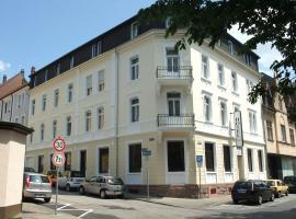Hotel Deutscher Kaiser, ξενοδοχείο στο Μπάντεν-Μπάντεν