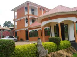 Rays Hotel, hotel in Mbarara