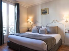 Hôtel De La Porte Dorée, hotel boutique en París
