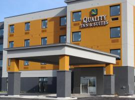 Quality Inn & Suites Kingston, hotel near Kingston Airport - YGK, Kingston