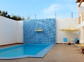 Caihuayna Apart Hotel, vacation rental in Paracas