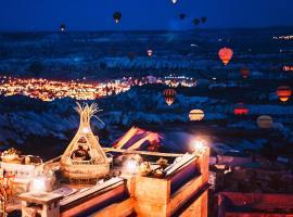 Rox Cappadocia, viešbutis mieste Uchisaras