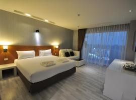Tanzeno Hotel Nongkhai โรงแรมในหนองคาย