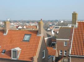 Huize Jacob, apartment in Zandvoort