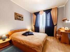 Apartment Domashny Uyut na Belinskogo 41 Luxe, hotel near Trinity Cathedral, Yekaterinburg