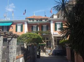 Hotel Villa Marosa, отель в Рапалло
