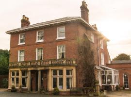 Aylestone Court Hotel, hotel in Hereford