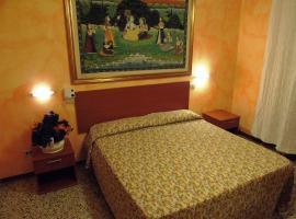 Hotel Arno, отель в городе Кьянчано-Терме