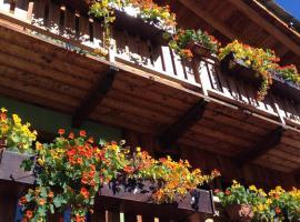 Hotel Meublé Gorret, Hotel in der Nähe von: Matterhorn, Breuil-Cervinia