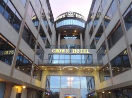 Crown Hotel Juba, accommodation in Juba