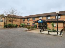 Days Inn London Stansted Airport, hotel near Birchanger Green Services M11, Stansted Mountfitchet