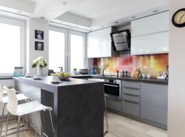 Warsawrent Lux Apartment – niedrogi hotel w Warszawie