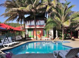 Hosteria Canoa, hotel em Canoa