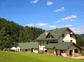 Gościniec Zjazdowy – hotel w pobliżu miejsca Ośrodek narciarski Stożek w Wiśle