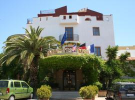 Hotel Tre Torri, hotel a Villaggio Mosè