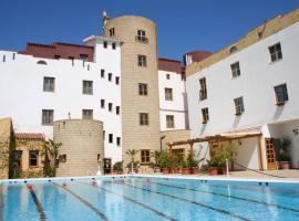 Hotel Tre Torri, hotel in zona Scala dei Turchi, Villaggio Mosè