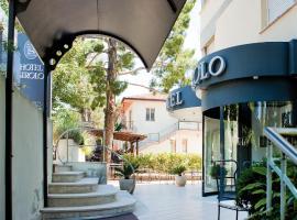 Hotel Sirolo, hotel a Sirolo