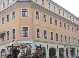 Hotel Am Markt Residenz Meißen, Hotel in Meißen