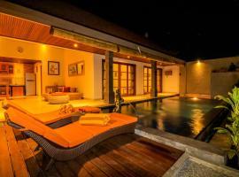 Taman Amertha Villas by Maha Bali, cottage in Seminyak