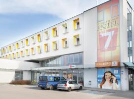 7 Days Premium Hotel Linz-Ansfelden, hotel in Linz