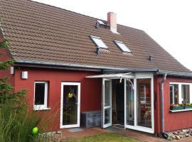 Haus Doris, hotel near Baltic Hills Golf Usedom, Korswandt