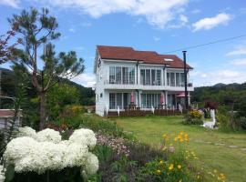 가평 남이섬 근처 호텔 하늘산책펜션