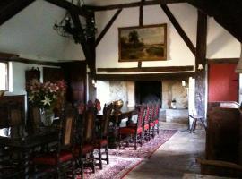 Long Crendon Manor B&B, hotel near Notley Abbey, Long Crendon