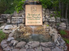 Cabins at Green Mountain, Trademark Collection by Wyndham, resort in Branson