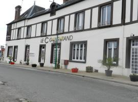 Le C Gourmand、セーのホテル