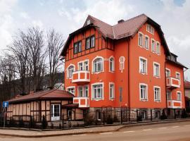 Willa San Remo, hotel near Kudowa Zdrój Spa Park, Kudowa-Zdrój