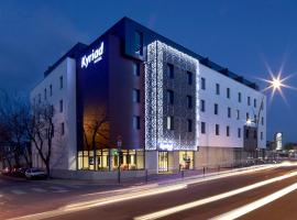 Kyriad Troyes Centre, hotel in Troyes