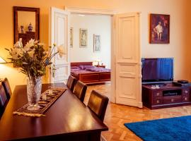 Apartment Vodičkova 11, hotel dicht bij: Lucerna, Praag