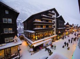 Hotel Pollux, hotel in Zermatt