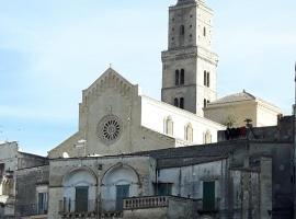 """Casa Vacanza """"Nel Cuore dei Sassi"""", hotel con parking en Matera"""
