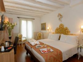 Hotel Ala (Adults Recom'd), hotel in Venice