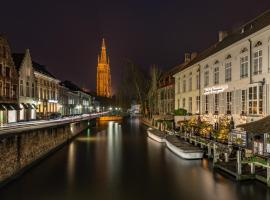 Hotel De Orangerie - Small Luxury Hotels of the World, hotel near Bladelin Court, Bruges