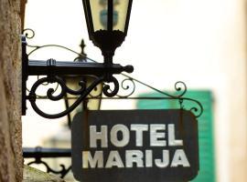 Hotel Marija, hotel in Kotor
