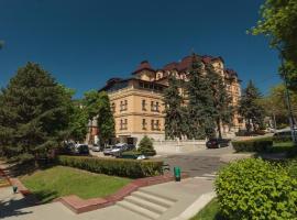 Бристоль Спа Отель, отель в Пятигорске