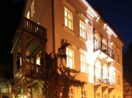 Apartmenthaus Saxonia, apartment in Bad Schandau