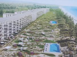 Prora Solitaire Apartment mit Meerblick Block 2, Hotel in der Nähe von: Bahnhof Prora Ost, Binz