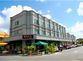 The Mark's Lodge, hotel in Sandakan